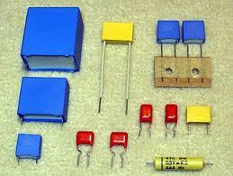 Film Capacitors 50v