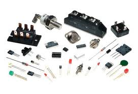 25000 ohm 25K Single turn 1/8 inch Screwdriver adjust locking shaft potentiometer, new old stock
